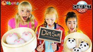Dim Sum Dumplings You Have To Try On Chef Set Go!   Official Orbeez