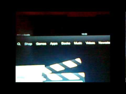 How to watch copied videos in Kindle Fire HD