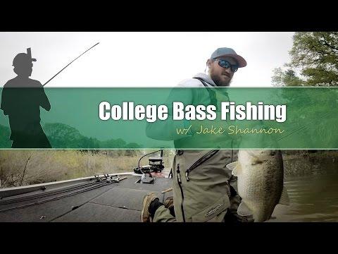 College BASS FISHING - 2016 National Championship Prep