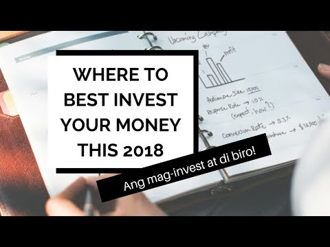 Where To Best Invest Your Money This 2018 Philippines   SavingsPinay