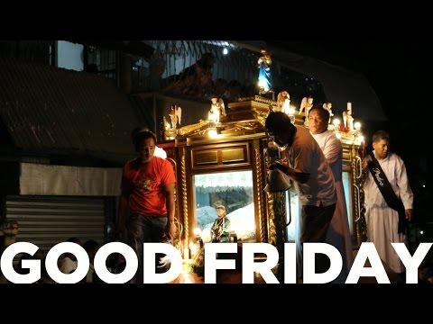 Good Friday in Taytay, Rizal | steppanyaki