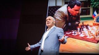 Don't fear intelligent machines. Work with them | Garry Kasparov
