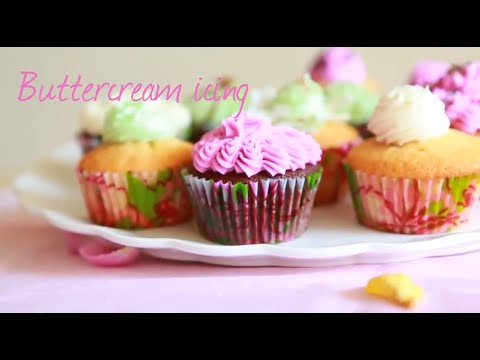 Buttercream icing recipe - Allrecipes.co.uk