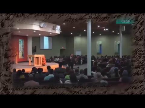 Arab Leaders contact black Christian Pastor after Trump declares Jerusalem as Israel's Capital