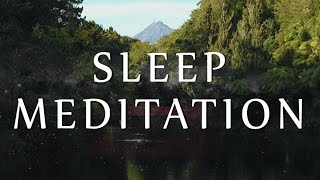 Sleep Meditation for Positive Energy Healing
