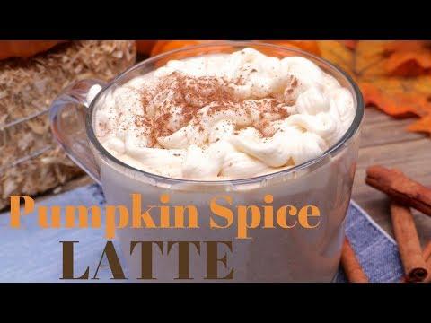 How To Make Homemade Pumpkin Spice Latte