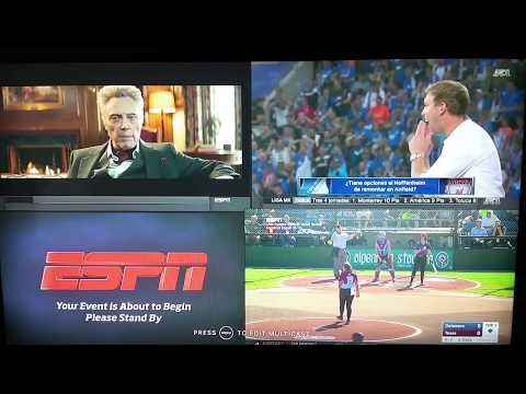New ESPN App Review -  Apple TV 4
