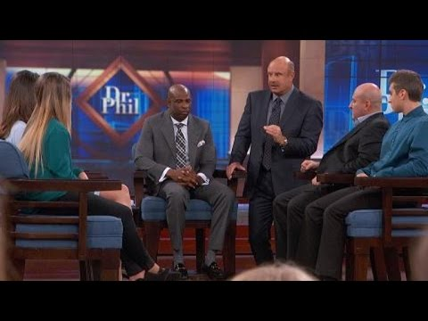 Dr. Phil Discusses Being Raised By An Alcoholic Father