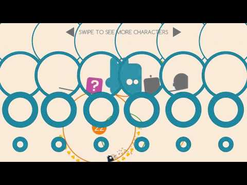 RUNNING CIRCLES by BoomBit Games  iOS App iPhone, iPad  Android Video Gameplay