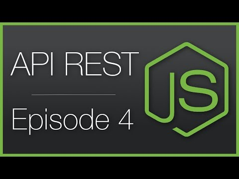 API REST Node.js • Système d'authentification par tokens JWT (Json Web Tokens) • Épisode 4