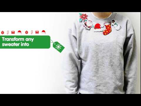 shop.dcigift.com #Instant Ugly Christmas Sweater