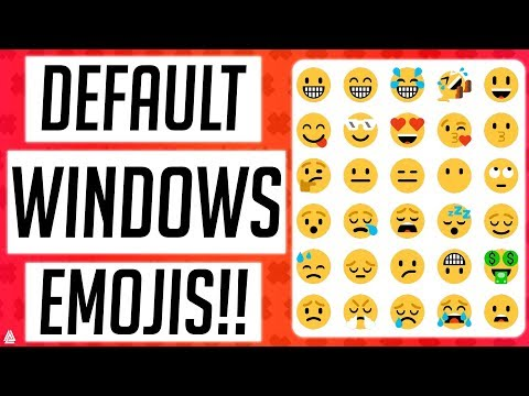 How To Get Emojis In Windows 10 | SIMPLEST WAY!!