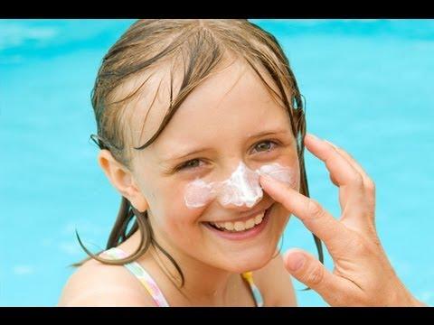 DermTV - Sunscreen for Children, Infants and Toddlers [DermTV.com Epi #409]