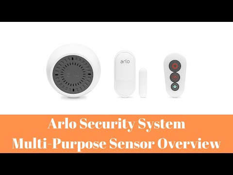 Arlo Security System Overview