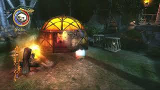 Kung Fu Panda - Walkthrough Part 9 - Howling Moon