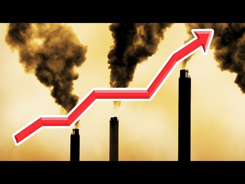 After Years Of Holding Steady, Carbon Emissions Climbing Again