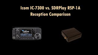 RTL SDR V3 Dongle vs  SDR Play HF and MW part 2 - PakVim net HD