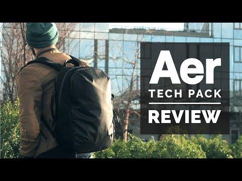 AER TECH PACK | Urban Commuter Backpack
