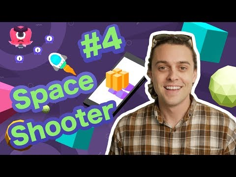 How To Make A Space Shooter Video Game #4