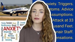 Download Anxiety Attack At 33 Thousand Feet - Fundraiser 10 | Kirstie Bryce Video