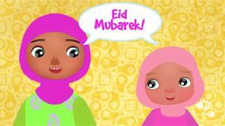 Best Eid Song | Muslim Kids TV | Eid Mubarak Song | Best Muslim Cartoons