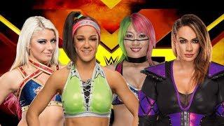 WWE 2K16 NXT [NXT Women