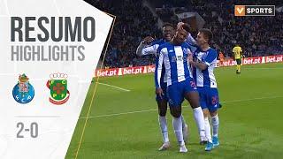 Highlights   Resumo: FC Porto 2-0 Paços de Ferreira (Liga 19/20 #12)