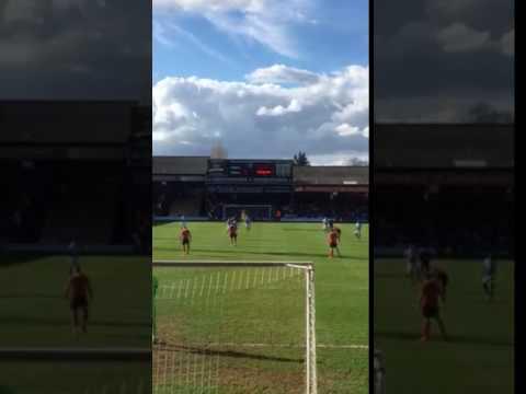 Luton 1-0 Blackpool