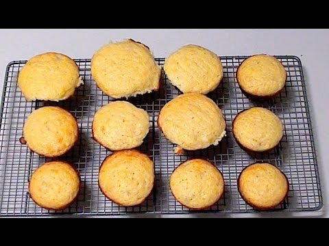 Banana & Lemon Muffins - Recipe