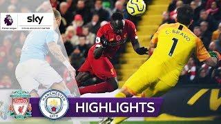 Salah & Mané entzaubern City | FC Liverpool - Manchester City 3:1 | Highlights - Premier League