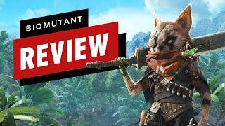 Biomutant Review