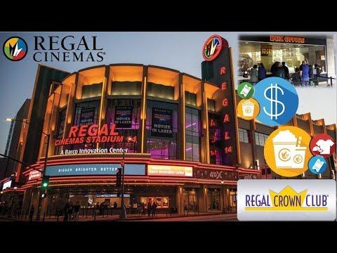 How To Add Credit Claim Code To Regal Crown Club Membership Card/App