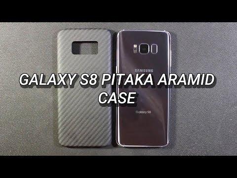 Galaxy S8 Pitaka Aramid Case