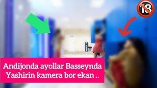 Download 18+ Andijon Ayollar Basseynda yashirin Kamera bor ekan bu daxshat   Xamma ko'rsin Video