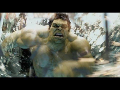 Marvel's Avengers Assemble (2012) - Official trailer   HD