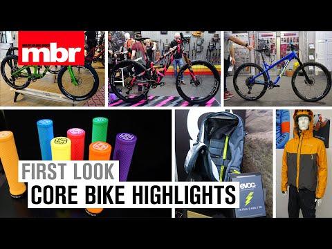 The Best Tech of 2018 Core Bike Show | Mountain Bike Rider
