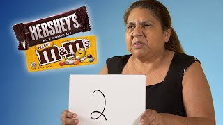 Mexican Moms Rank American Candy