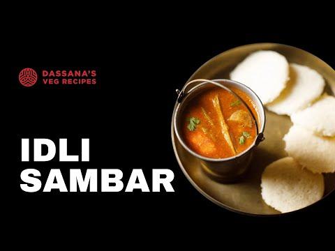 hotel style sambar recipe for idli, dosa or rice - tiffin sambar recipe