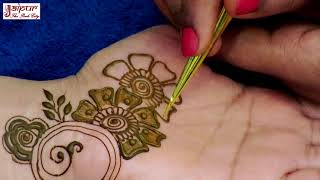 Latest mehndi design for Hands | Easy mehndi design for stylish girls for Hands | henna tattoo #160