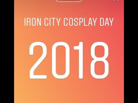 Iron City Cosplay Day 2018