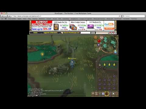 HOW TO GET FREE RUNESCAPE MEMBERSHIP!!! NO DOWNLOAD!!!!