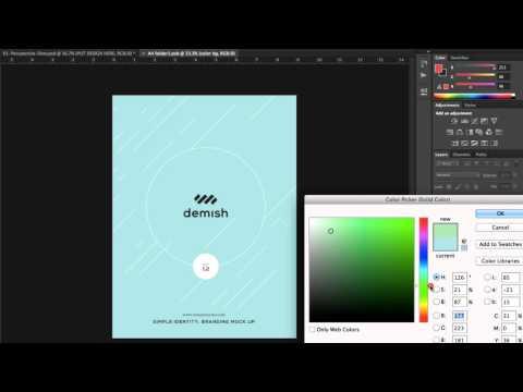 Stationery Branding Mock Up Vol 1-2 - Pixeden