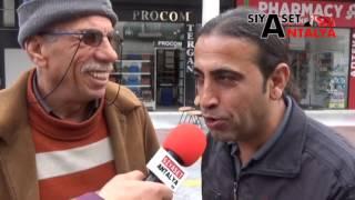 Antalya/ Kemer Esnafinin YaŞadiklari Ve Referandumun Nabzi...