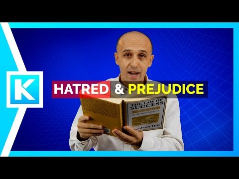 How to Express Prejudice, Hatred or Intolerance