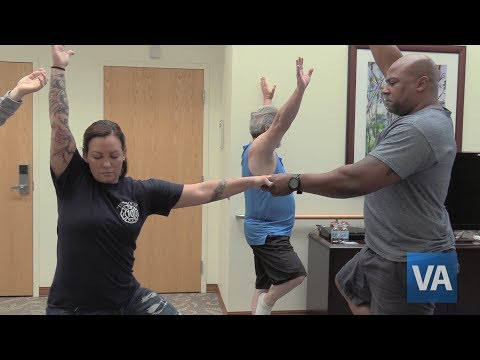 Yoga at McGuire VA STAR Program