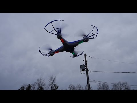 Learning to Fly a Quadcopter