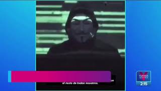 ¡Anonymous revela nuevos datos del Pizzagate! | Noticias con Yuriria Sierra