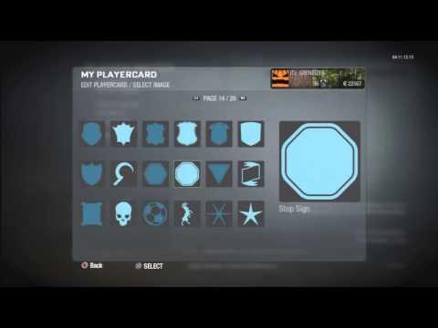 Black ops emblem tutorial-Evil Pumpkin