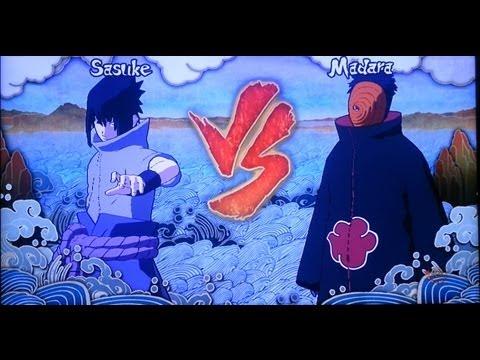 Naruto Shippuden Ultimate Ninja Storm 3: Eternal Mangekyo