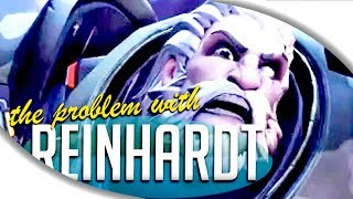 THE PROBLEM WITH REINHARDT - Overwatch Hero Glitches and Bugs Discussion/Analysis